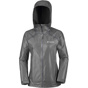 Columbia OutDry Ex Reign Jacket Women charcoal heather